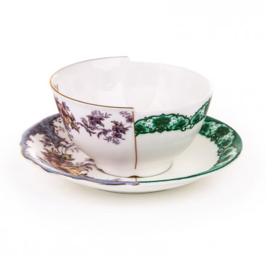 Hybrid Isidora Teacup with Saucer