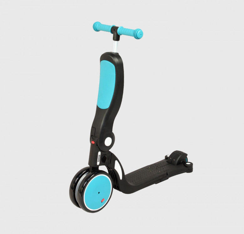 Scootizz with Push Bar