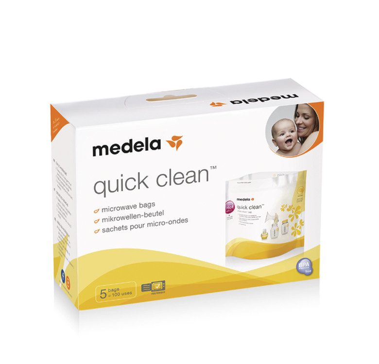 Quick Clean™ Microwave Bag