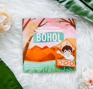 The Tiny Travel Guide: BOHOL (Board Book)