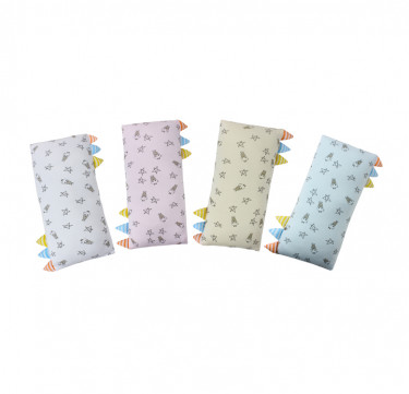 Medium Bed Time Buddy Pillow (Small Stars & Sheepz)