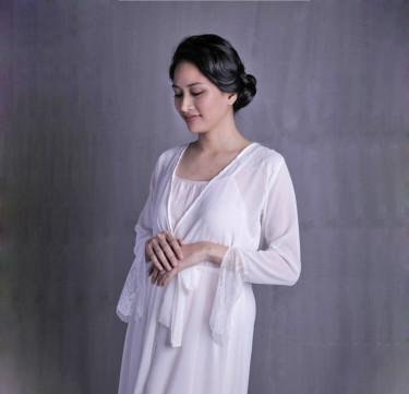 Katerina Long Bridal Robe