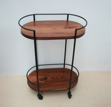 Male Bar Cart