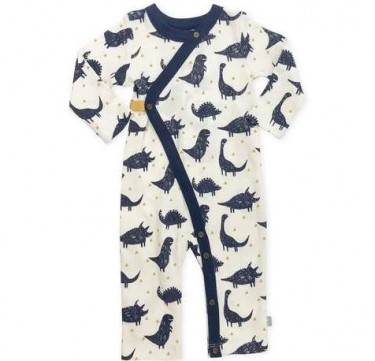 Finn + Emma Dinos Collection Coverall