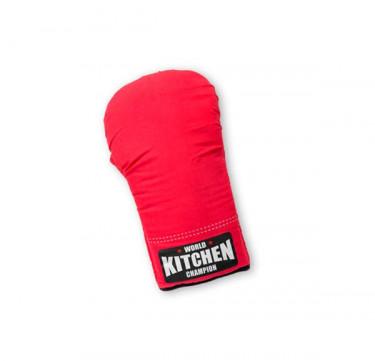 Oven Mitt Boxing Champ
