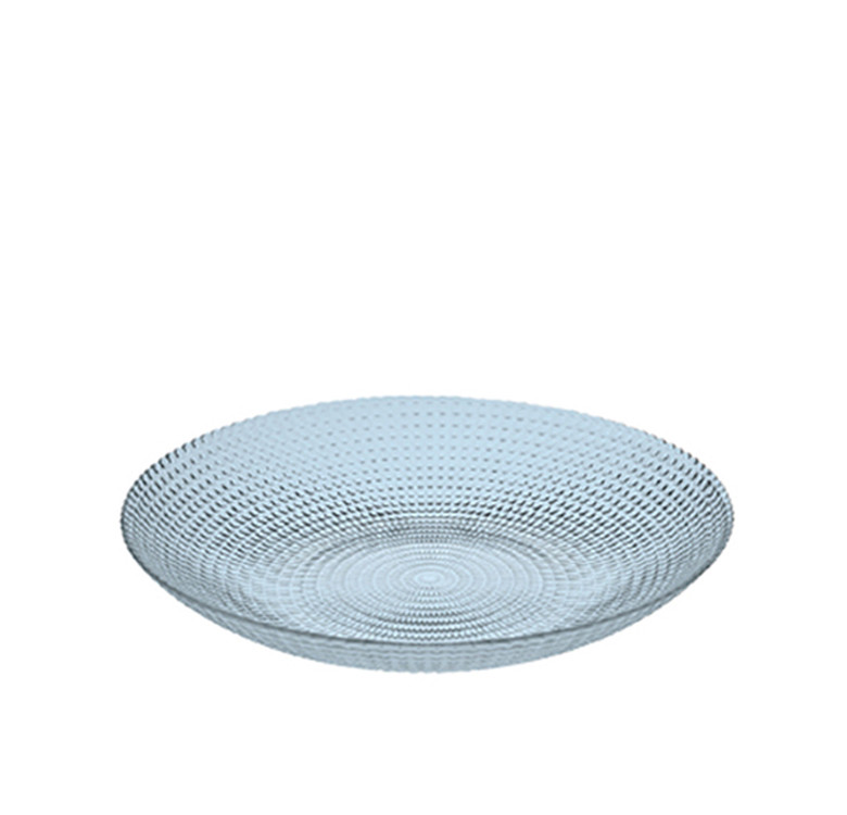 Generation Soft Blue Soup Plate