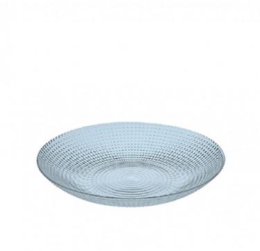 Generation Soft Blue Soup Plate Set of 6