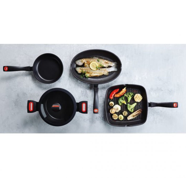 Energy Non-Stick Wok Pan