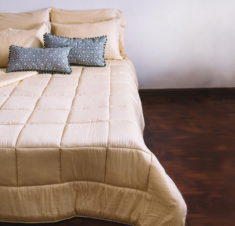 Deep Champagne Comforter