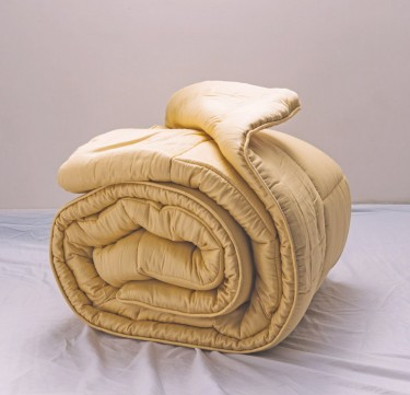 Deep Champagne Comforter