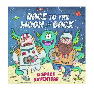 "Picture Flats ""Race to the Moon and Back"""