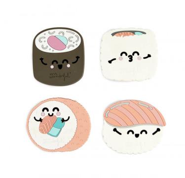 Coasters Mr. Wonderful Sushi