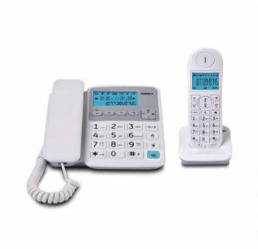 AT4501 Corded and Cordless Phone