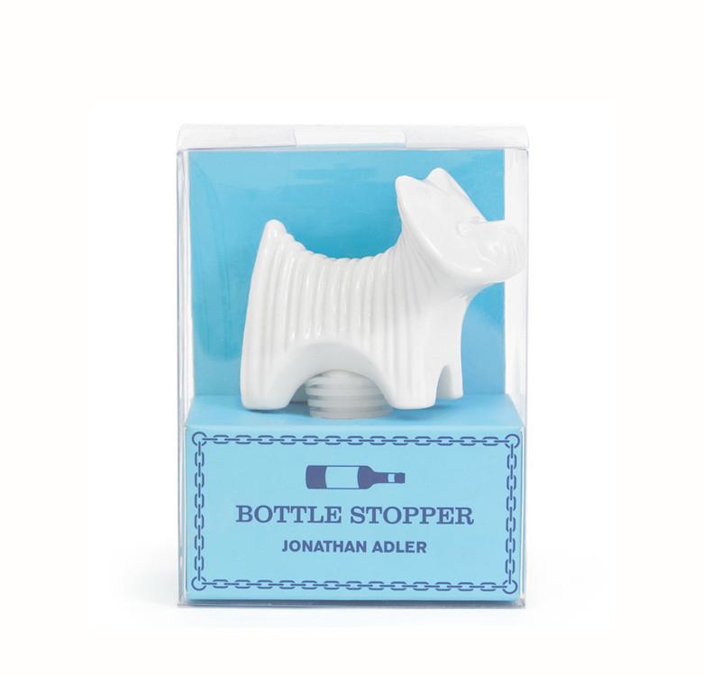 Terrier Bottle Stopper