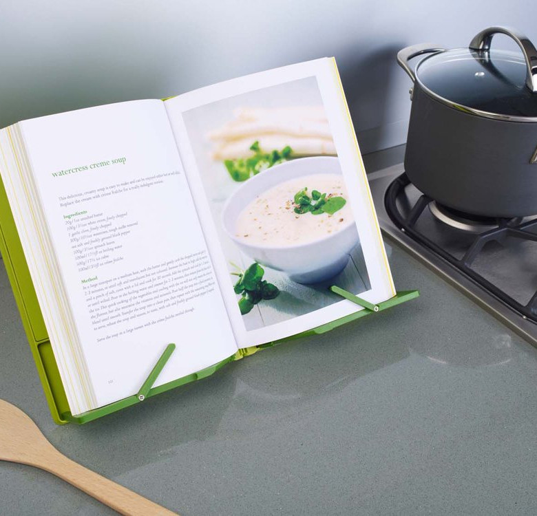 CookBook™ Folding Recipe Stand