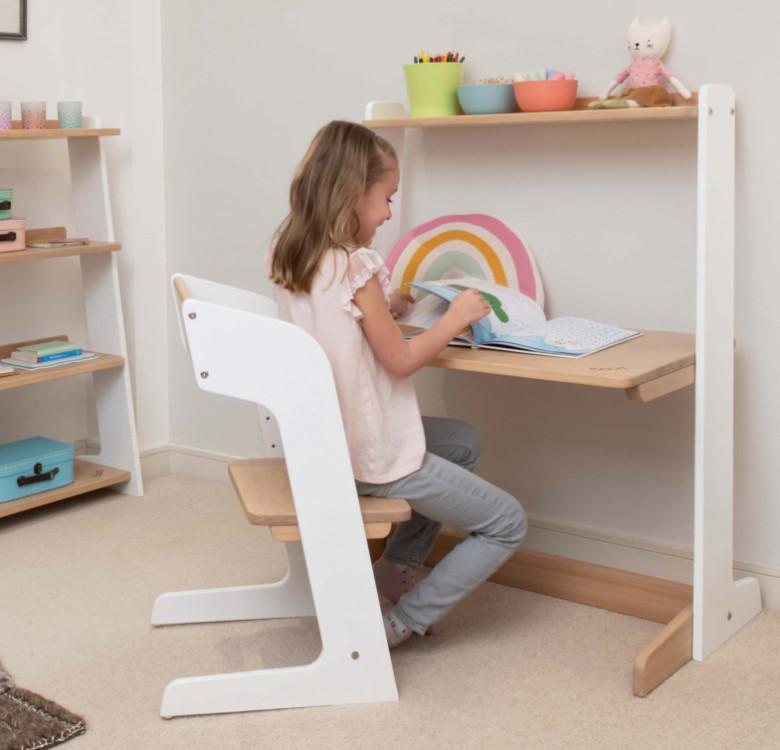Adjustable Oslo Study Desk Table