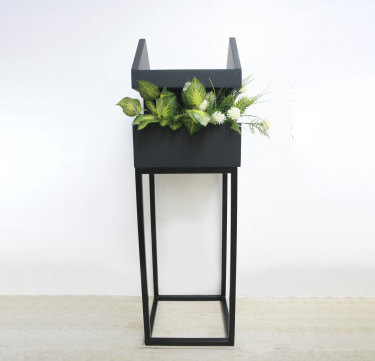 Bondi Plant Stand & Side Table