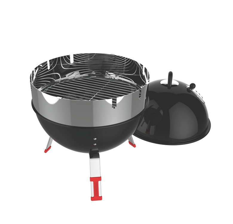 TCP-320F Charcoal Barbecue Tabletop Grill