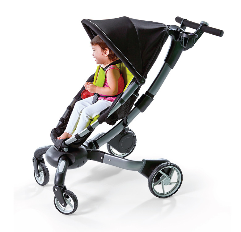 4moms Origami Stroller is $850 USD of futuristic baby transport ... | 750x780