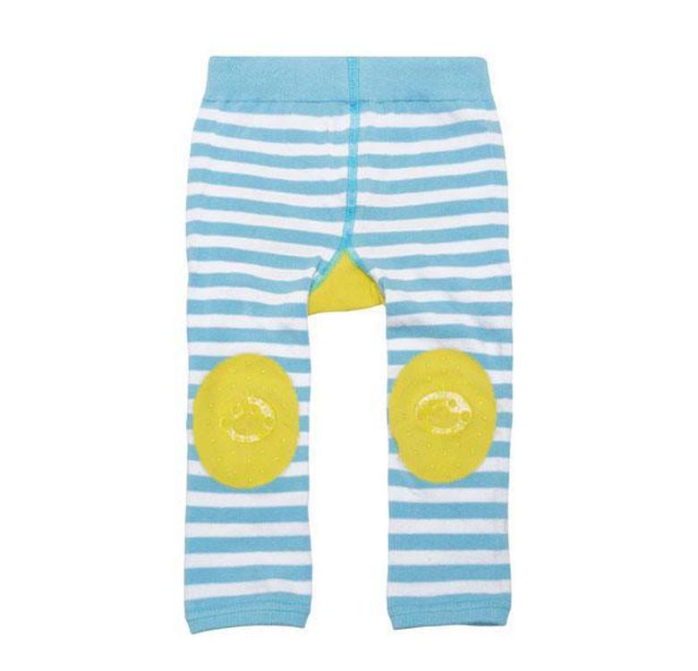 Puddles the Duck Grip+Easy Crawler Leggings & Socks