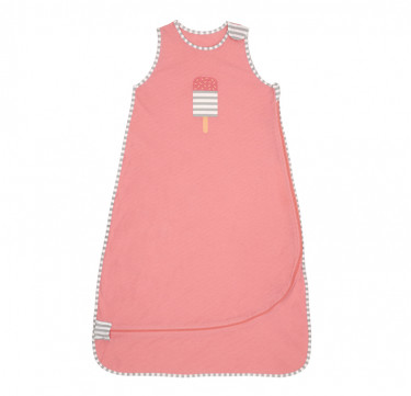Nuzzlin™ Sleeping Bag Pink