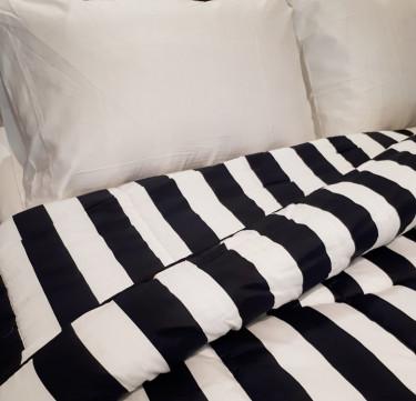 Sunny Stripes Comforter