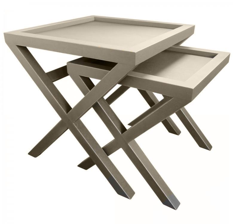X-Nesting Table