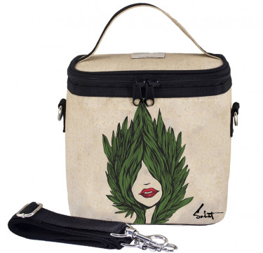 Large Cooler & Lunch Bag (Sabet Evergreen)