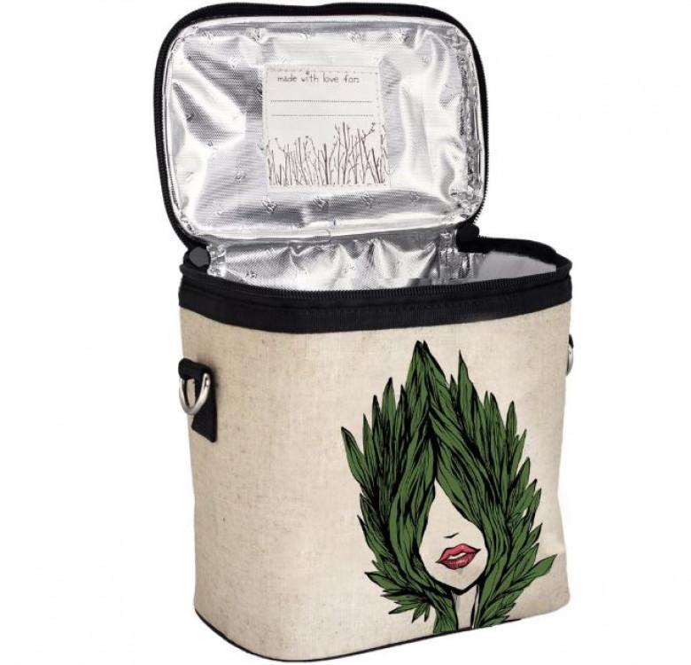 Large Cooler & Lunch Bag (Sabet Evergreen)