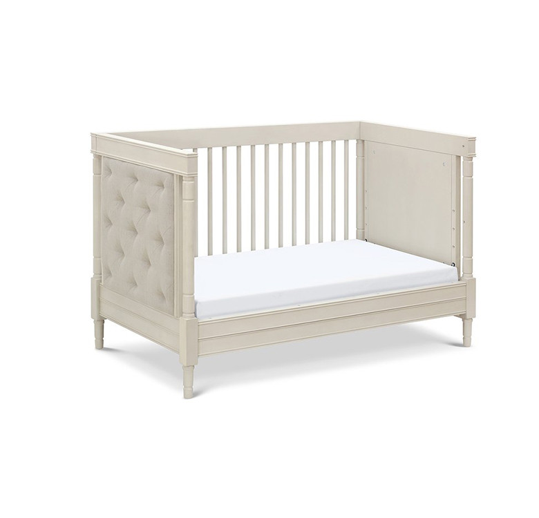 Franklin & Ben Everly 4-in-1 Convertible Crib with Toddler Bed Conversion Kit