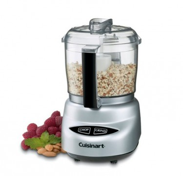 3-Cup Mini Prep Food Processor