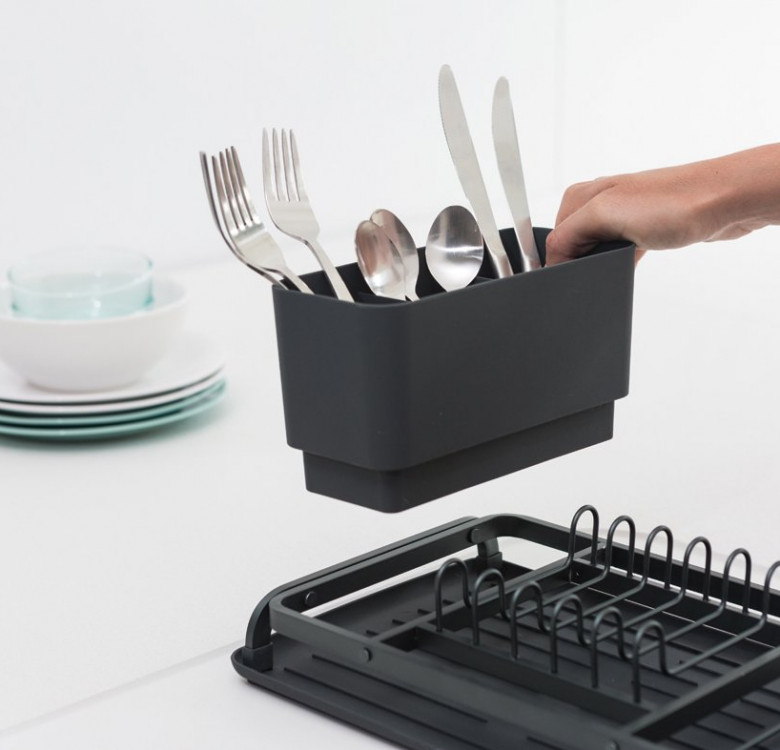 Compact Dish Drying Rack