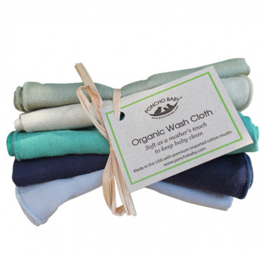 Organic Washcloth Bundle