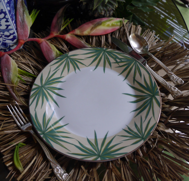 Solihiya Anahaw Dinner Plates
