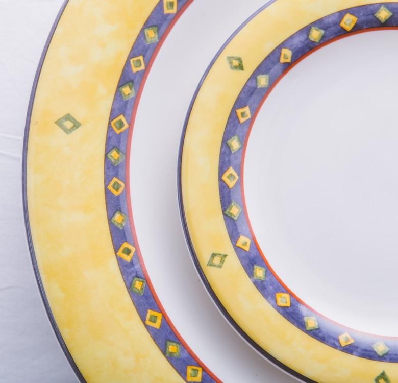 36-Piece Lisbon Dinnerware Set