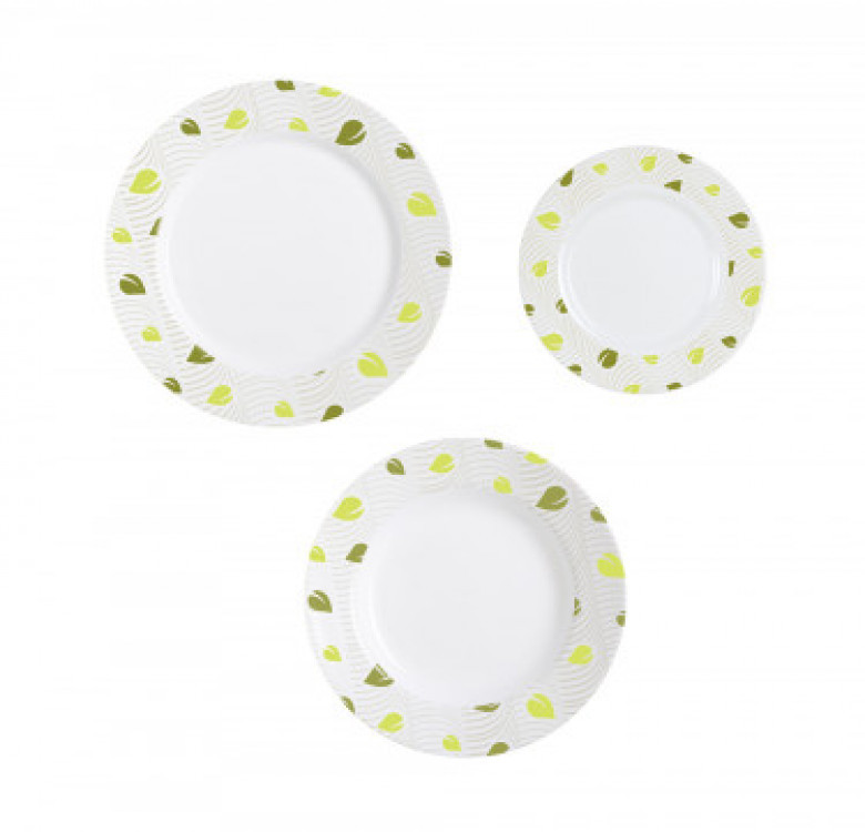 Amely 18-Piece Dinner Set