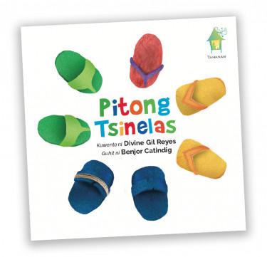 Pitong Tsinelas (Board Book)