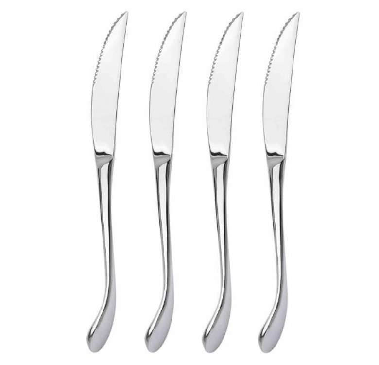 Ashbury Bright Steak Knife, Set of 4
