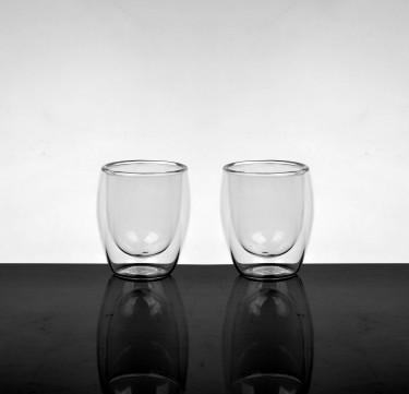 Shot/Espresso Glasses 2.71 oz (Set of 2)