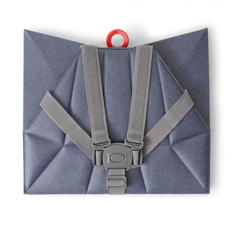 Pop-up booster + Carry Bag (Denim Blue)