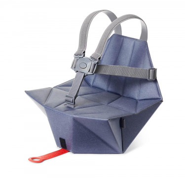 Pop-up booster + Carry Bag (Denim Blue)