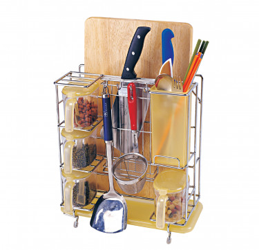 Condiments and Cutlery Rack D -AE-449B