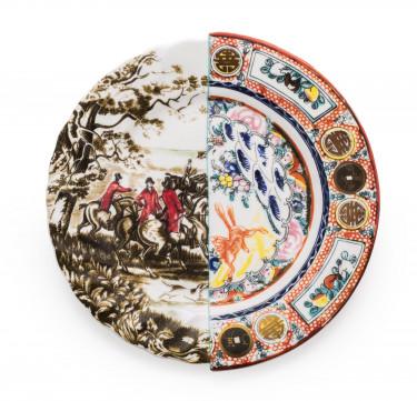 Hybrid Eusapia Dinner Plate