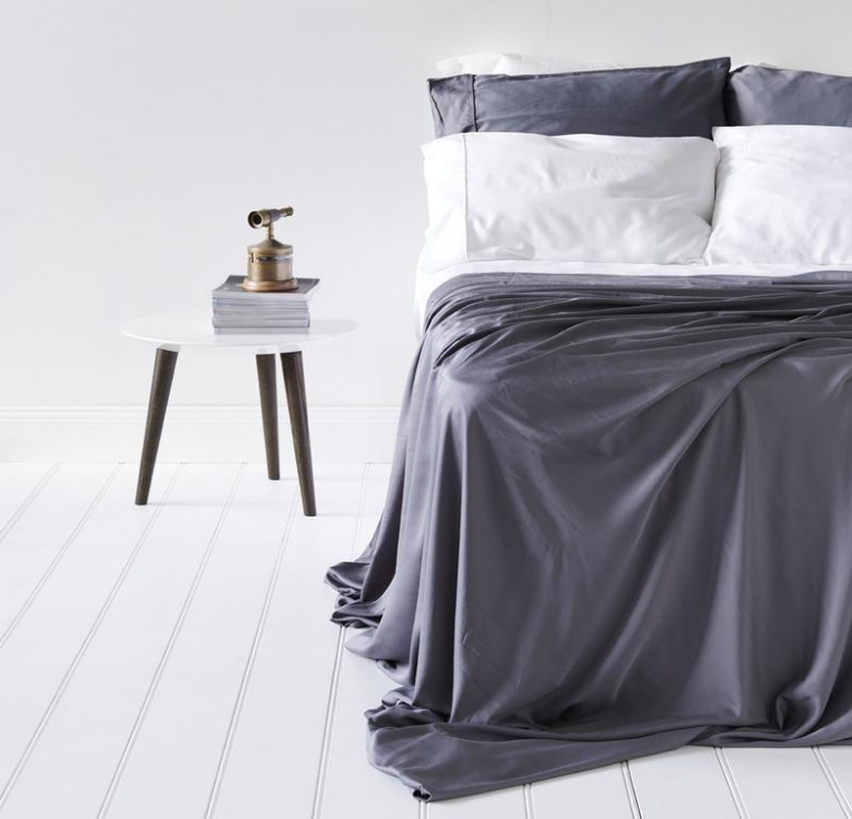 Earth-Friendly Bamboo Resort Sheet Set (Ash)