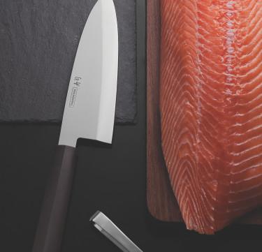 "Deba Knife Sushi 8"""