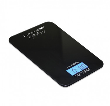 Compact Digital Kitchen Scale KS-CD