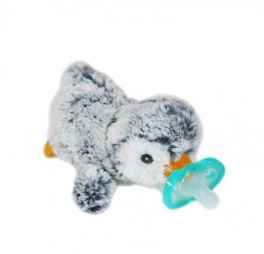 RaZbuddy JollyPop Pacifier Ethan Penguin