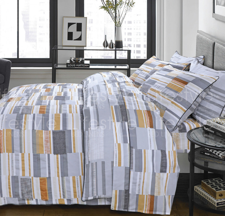 Jamie 4-Piece Sheet Set