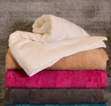 Classic Royale Bath Towels for Two
