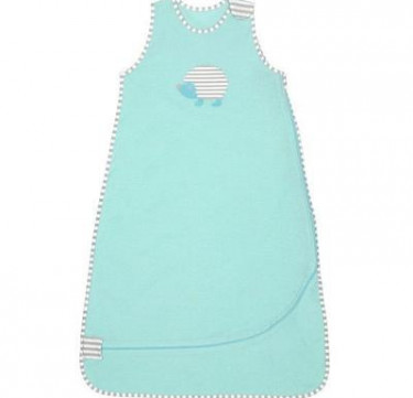 Nuzzlin™ Sleeping Bag Aqua